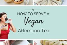 Picnic Ideas | Vegan / Lots of lovely ideas of sandwiches, scones, clotted cream, summer fruits, picnic treats that are cruelty-free and vegan.  Or recipes that I can easily adapt by using chia eggs.