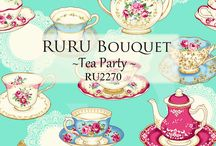 Ruru Bouquet [Tea Party]