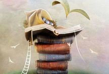 Böcker och ord