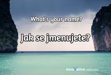 Czech Phrase / Learn Czech phrases with CzechClass101.com!