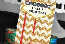 Las Vegas casino theme party ideas (using clipart) / Las Vegas casino theme party ideas (using clipart)