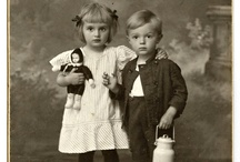 Children Victorian/Edwardian