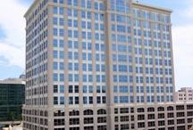 Office Buildings Cleaned