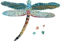 Dragonflies / by Charlotte Stelte Wood