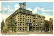 Explore Easton History