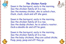chickens / by Jane Kinney