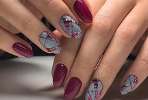 nails nailed