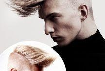 Fashion Men Hair