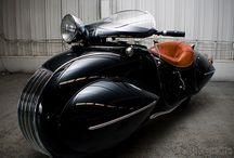 Motorcycles / by David Supan
