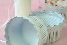 Thème gourmandises / Candy bar, wedding cakes, cupcakes... pour un mariage, anniversaire, baptême, etc. sucré et emprunt de douceur !
