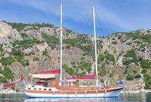CEYDA 2 / #gulet, #yacht, #bluevoyage, #yachtcharter,  www.cnlyacht.com