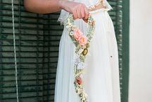 Wedding flowers. Bouquet. Wedding decor