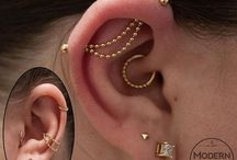piercings and jewelry