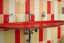Bathroom Sinks / Bathroom sink is one item of the most essential items at any bathroom, as you can't find any bathroom without sink, as well any market store for selling bathroom items, must be selling different kinds of sinks. In this way you can find many styles and designs, to choose your suitable bathroom sink.
