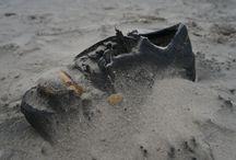 Havfald.dk / Marint affald, marine litter, art