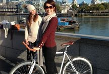 London Wool Ride 2014 / Team Peregrine taking part in the Campaign for wools #WoolRide