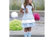 Haine pentru fete / o selectie de haine pentru fete de pe site-ul BUBU mic