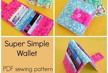 DIY Wallet n bag