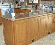 Granite counters remodel / Remodel jobs
