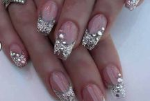 Nails for your wedding day / by Rondessa Robinson