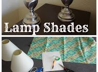 recover old lamp shades