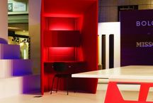 Office Space Furniture / Office interior elements