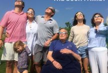 2017 Eclipse Glasses Celebrities / Celebrities and other folks taking in the eclipse using our glasses (American Paper Optics)