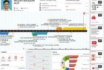Visuals / infographs