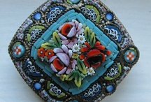 Mosaic Pins / by Justmarvelousme