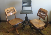 Vintage Sikes chairs