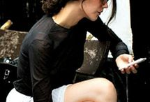 Preto e Branco / preto branco black white street style fashion trend alert