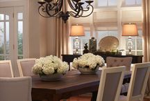Dining room. / by Kathleen Tower
