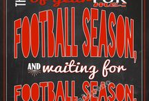 Are you ready for some Football? / by Debbie Redpath
