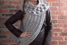 Crochet - Cowls, Scarves & Shawls / These are all patterns we have in our current library - which is growing everyday!!