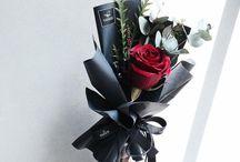 Aranžmá kvetin