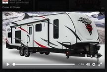 Stryker Toy Hauler / When you think toy hauler, you want the best, STRYKER.  Stryker offers functionality, design and innovation to meet your needs and expectations. With Stryker being a wide-body travel trailer, your 4-seat side by side can make the trip. This RV was designed by off-road enthusiasts that understand what is needed to have the best designed and built toy hauler on the market. http://cruiserrv.com/stryker-toy-hauler