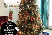 Frugal Christmas Ideas / Ideas for saving money during the holiday season and having a frugal Christmas.