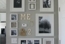Photo Wall / by Carrie Jacobson
