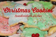 Christmas Cookies and Sweets / Christmas Cookie Recipes, Christmas Bar Recipe, Christmas Sweets Recipe, Christmas Dessert Recipes, Christmas Cookies : Perfect for a cookie exchange or whipping up a batch of cookies for family, friends and neighbors; enjoy these wonderful holiday treats!  This board is moderated. Spam and inappropriate content will be deleted. This board is not accepting new members at this time. / by Ann's Entitled Life