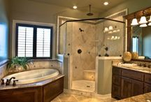 Bathroom ideas / by Lauren Pressy