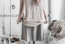 vintage oblečení