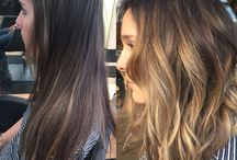 hair colours / exciting hair colours and trends