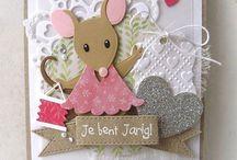 Cards Mice