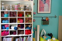 my craft room, currently under construction / by Beth Humphus