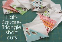 quilt hints and projects I want to try