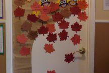 Halloween class / Halloween stuff to decorate the clasroom