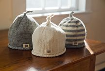 Knitted hats kids