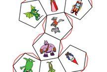 dibuix / dibuix geomètric per a plàstica