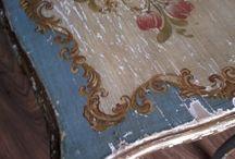 """malowane meble ,,PierroHomeDesign""""' / projektowanie mebli ,renowacja ,malowanie,zmiana wizerunku,wystrój wnętrz"""