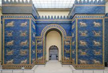 Architectural History of ancient Mesopotamia & Middle-East (Fertile Crescent)